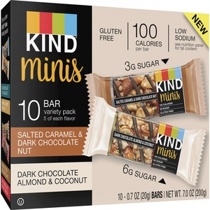 KIND Minis Snack Bar Variety Pack