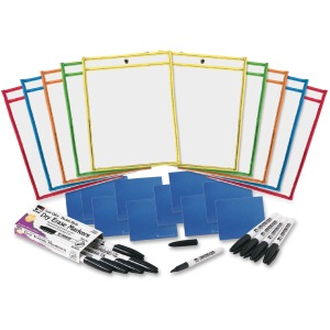 CLI Dry-erase Pocket Class Pack