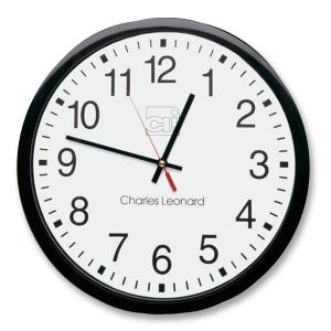 "CLI 12"" Quartz Wall Clock"
