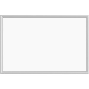 Lorell Aluminum Frame Dry-erase Board