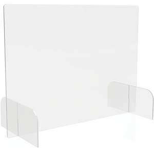 Lorell Countertop Barrier
