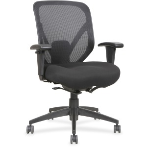 Lorell Self-tilt Mid-back Chair