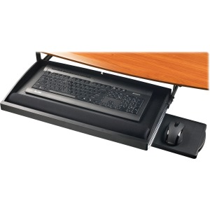 Lorell Underdesk Keyboard Drawer