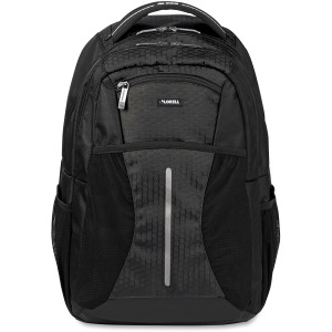 "Lorell Carrying Case (Backpack) for 15.6"" Notebook - Black"