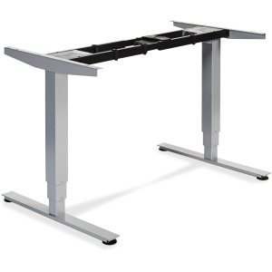Lorell Electric Height Adjustable Sit-Stand Desk Frame