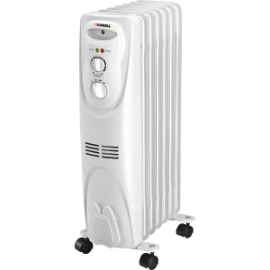 Lorell 1500 Watt 3-Setting Oil Filled Heater