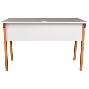 Lorell Mid-century Modern Office Desk