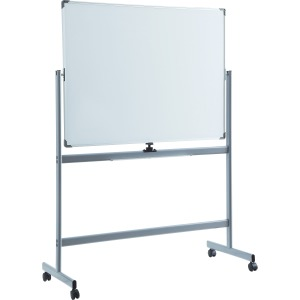 Lorell Magnetic Whiteboard Easel
