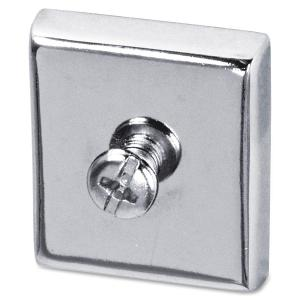 Lorell Large Heavy-duty Cubicle Magnets