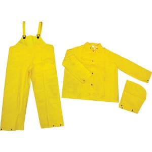 River City Three-piece Rainsuit