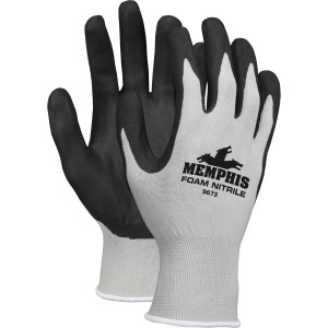 Memphis Nitrile Coated Knit Gloves