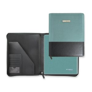 Mead Cambridge Limited Blue Fashion Refillable Notebook