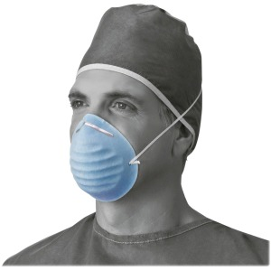 Medline Cone-style Face Mask