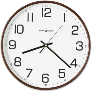 "Howard Miller Kenton 13"" Wall Clock"