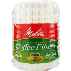 Melitta Super Premium Basket-style Coffee Filter