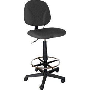 Mayline Comfort 4005AG Swivel Task Stool