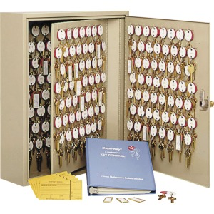 Steelmaster Two-Tag Cabinet - 240 Keys