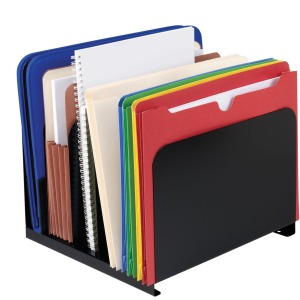 MMF 5-Compartment Vertical Organizers