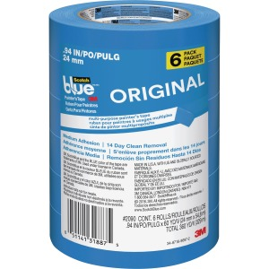 ScotchBlue™ Multi-Surface Painter's Tape