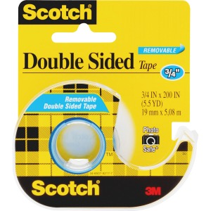 Scotch Double-Sided Photo Safe Tape