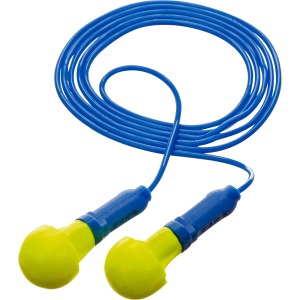 E-A-R Push-Ins Corded Earplugs