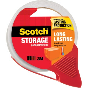 "Scotch® Packaging Tape, 1.88"" x 54.60 Yds"