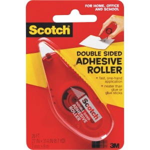 Scotch Double-Sided Adhesive Roller