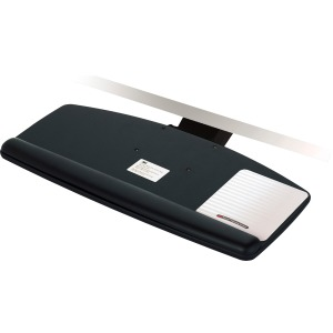 3M 3M Knob Adjustable Keyboard Tray