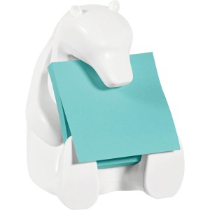 Post-it® White Bear Dispenser Pop-up Note Dispenser