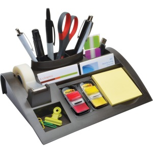 "Post-it® 3"" Notes Kit Desk Organizer"