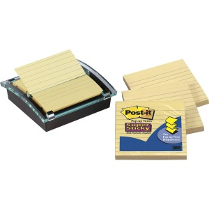 "Post-it® Super Sticky Pop-up Notes and Dispenser, 4""x4"""