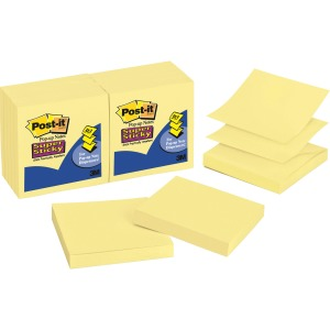 Post-it® Super Sticky Pop-up Notes