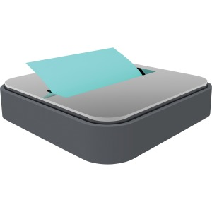 Post-it® Steel Top Pop-Up Dispenser