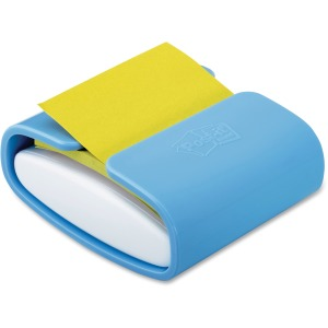 Post-it® Pop-up Note Dispenser, Periwinkle