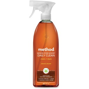 Method Wood For Good Daily Cleaner
