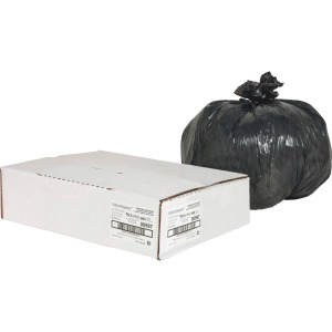 Nature Saver Black Low-density Recycled Can Liners