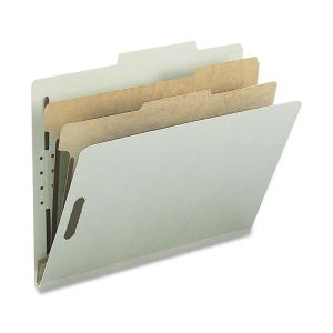 Nature Saver Classification Folder, Straight Tab