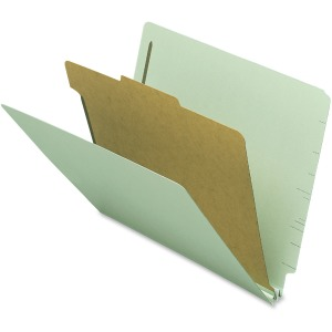 Nature Saver 1-divider End Tab Classification Folder