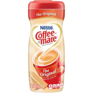 Nestlé® Coffee-mate® Coffee Creamer Original - 22oz Powder Creamer