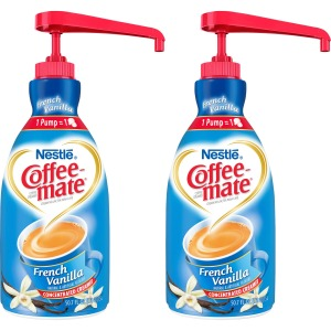 Coffee mate Coffee Creamer French Vanilla - 1.5L Liquid Pump Bottle