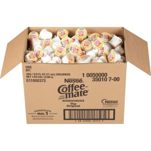 Coffee mate Original Liquid Creamer Singles