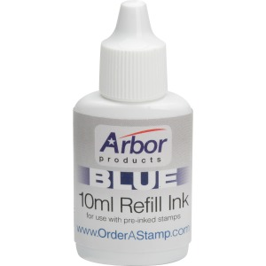 SKILCRAFT AccuStamp Refill Ink