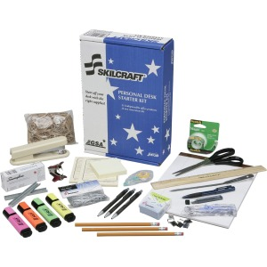 SKILCRAFT Employee Start-up Office Kit