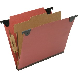 SKILCRAFT 4 Section Straight Tab Hanging Folders