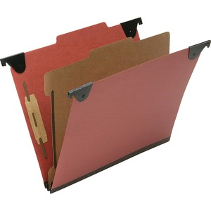 SKILCRAFT 1-Divider Hanging Classification Folders