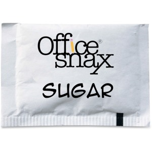Office Snax 2.8 oz. Sugar Packs
