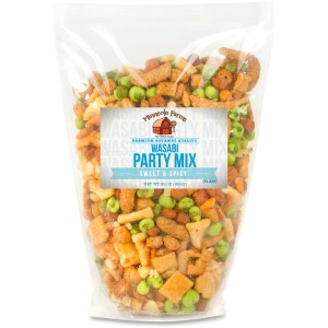 Office Snax Sweet/Spicy Wasabi Party Mix