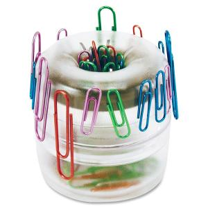 OIC Euro-Style Designer Paper Clip Holder