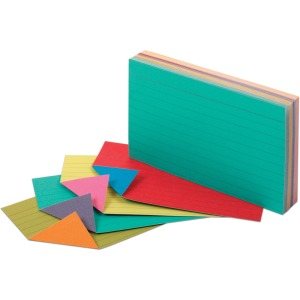Oxford Extreme Index Cards