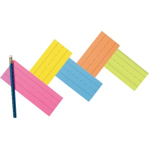 Pacon Super Bright Flash Cards